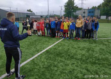 Z okazji Dnia Dziecka KS Halinów na boiskach w Długiej Kościelnej zorganizował serię turniejów o miano najlepszych piłkarskich klas Gminy Halinów 💪⚽👊.