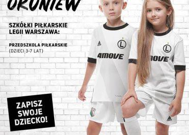 Rozpoczynamy nowy sezon Legia Soccer Schools !