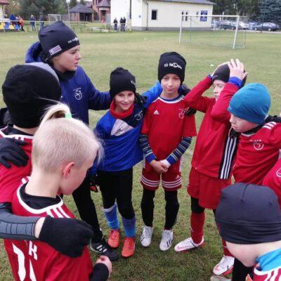 Za nami kolejny sportowy weekend    Ponownie pierwsza drużyna rocznika 2012 potw...